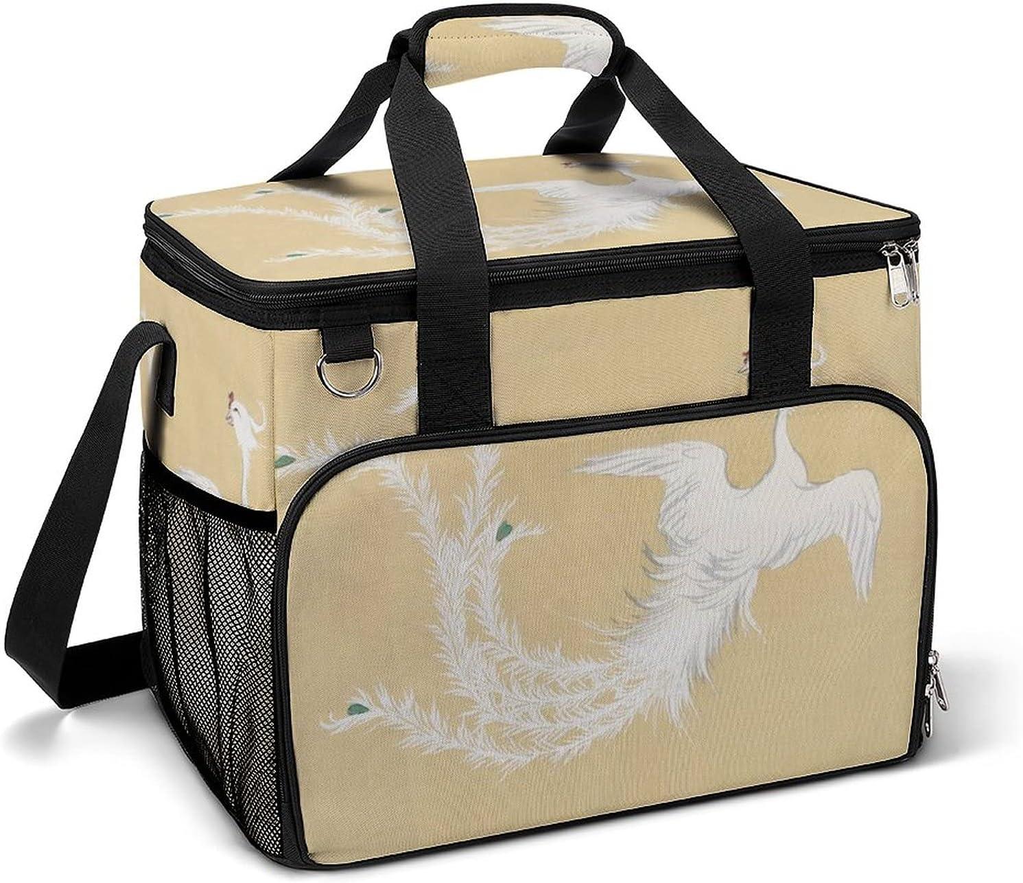 Cooler Sacramento Mall Ice Bag Bulldog Pattern Free shipping Lu Large Capacity Custom Portable