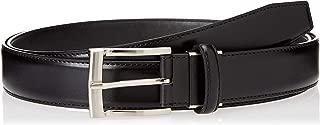 DRESSCODE101 日本制造 真皮皮带 男款 真皮规格 尺寸可调节 黑色 棕色 藏青色 皮革 商务皮带 牛皮 适合西服 BELT-LONG