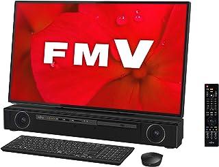 【公式】 富士通 デスクトップパソコン FMV ESPRIMO FHシリーズ WF2/D2 (Windows 10 Home/27型ワイド4K液晶/Core i7/32GBメモリ/約512GB SSD + 約3TB HDD/Blu-ray Discドライブ/Office Home and Business 2019/オーシャンブラック/テレビ機能付き)AZ_WF2D2_Z115/富士通WEB MART専用モデル
