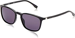 Hugo Boss Rectangle Sunglasses for Women - Purple Lens
