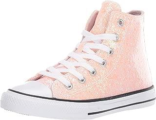 Converse Kids' Chuck Taylor All Star Glitter High Top Sneaker
