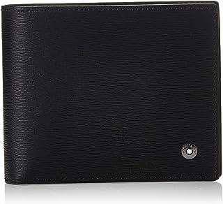 MONTBLANC Westside Men's Wallet - Black, 114686