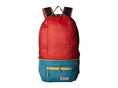 Burton Packable Sleyton Hip Pack (Hydro/Tandoori) Handbags