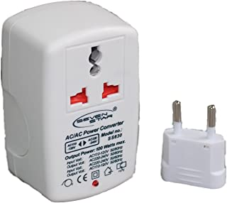 Seven Star SS630 100-Watt Universal Travel Voltage Power Converter