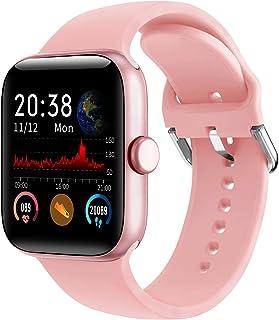 LIFEBEE Reloj Inteligente, Smartwatch Impermeable IP68 para Mujer Hombre Niño, Pulsera Actividad Inteligente para Deporte ...