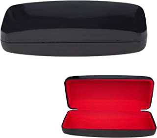Large Glasses Case, Durable Smooth & Glossy Finish With Protective Lining