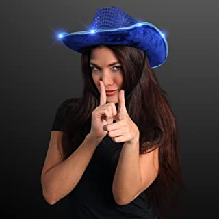 silver cowgirl hat