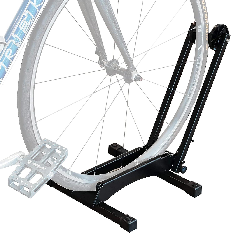 Max 83% OFF stallry Bike Floor Storage Rack Stand Parking Ranking TOP13 Steel