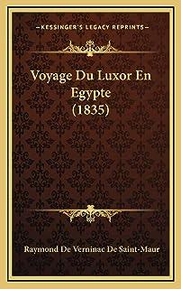 Voyage Du Luxor En Egypte (1835)