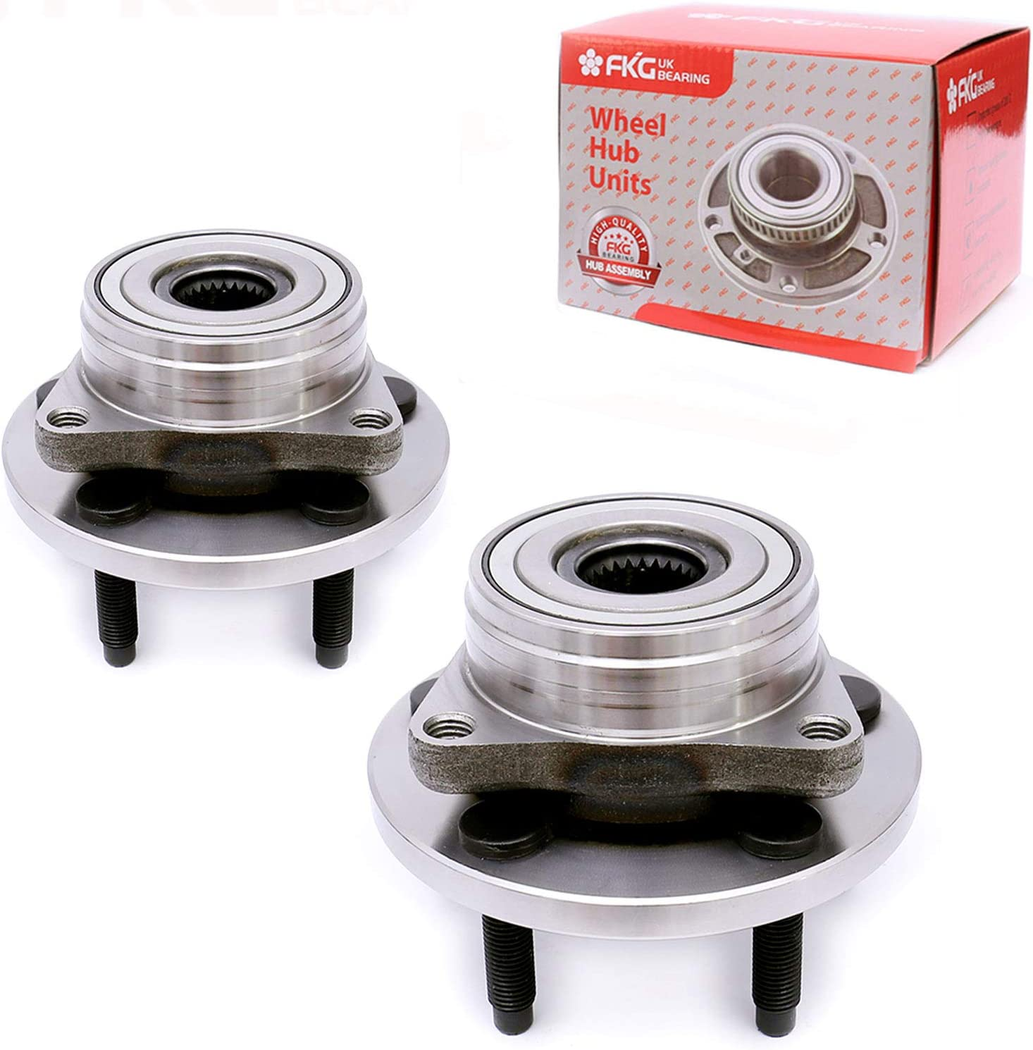 FKG Max 62% OFF 513100 Front Wheel Bearing Hub fit Fo for Assembly 1996-2007 Fresno Mall