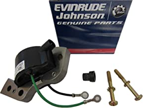 Johnson/Evinrude/OMC New OEM Ignition Coil 584477, 0584477, 582995, 0582995