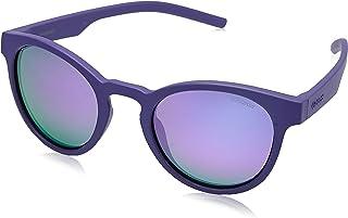 نظارات شمسية من بولارويد باطار فضي Pld7021s