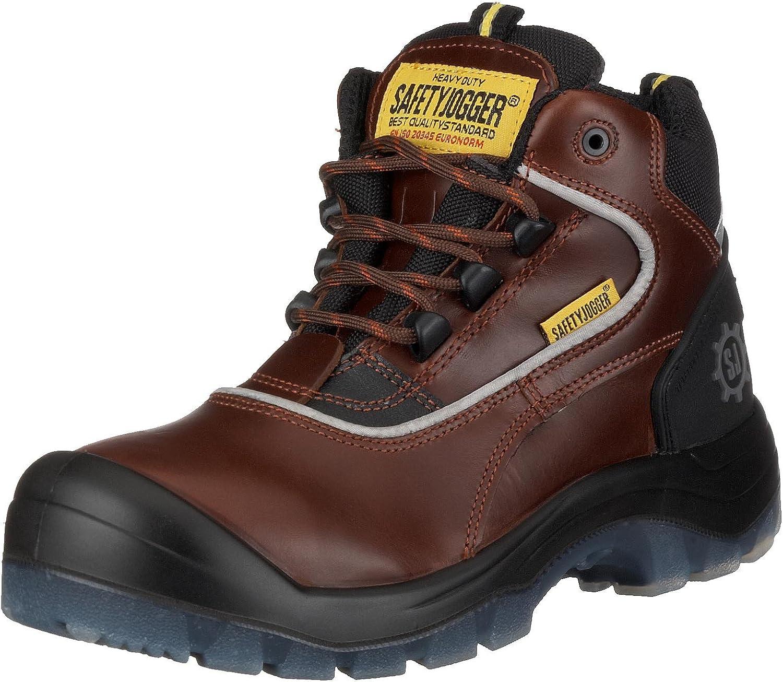 Safety Jogger GEOS, Unisex - Erwachsene Arbeits & Sicherheitsschuhe S3