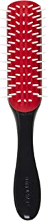 Denman Classic Styling Brush with Free Flow Wide Spaced Pins