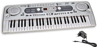 Bontempi 16 5415 digitaal toetsenbord, grijs