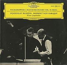 チャイコフスキー Tchaikovsky ピアノ協奏曲 Piano concerto 1番Op.23 DGG 138 822 SLPM