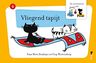 Vliegend tapijt (Avonturen van Pim en Pom Book 4)