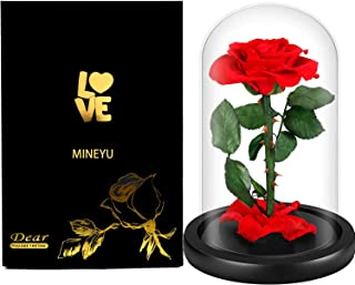 Best engraved glass rose Reviews