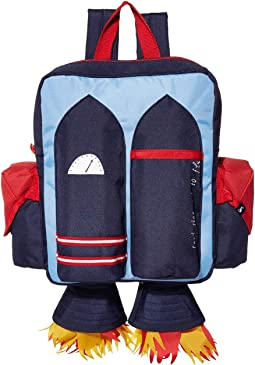 Blue Rocket Pack
