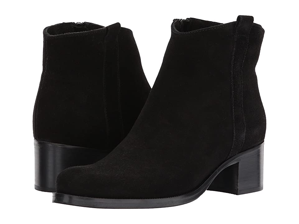 La Canadienne Presley (Black Suede) Women