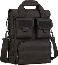 Tactical Briefcase Military Laptop Messenger Bag Shoulder Bag Handbag for Men