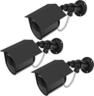 Koroao Security Outdoor Mount for Arlo Ultra with Anti-Theft Chain + Weatherproof Housing - Extra Protection for Your Arlo...