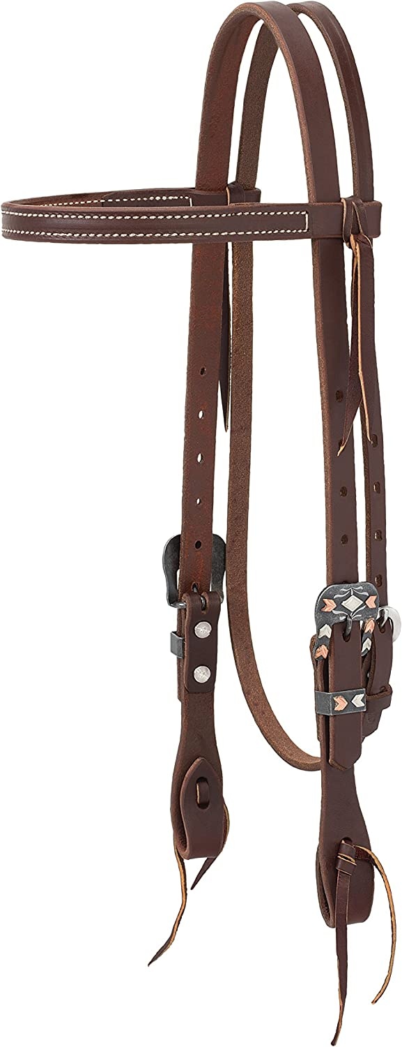 5 popular Weaver Leather Designer Hardware Tack Headstalls Working Spring new work one after another