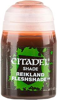 Games Workshop Citadel Shade Reikland Fleshshade (0.8 fl. oz, 24ml) by Citadel
