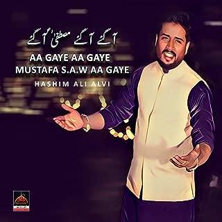 Aa Gaye Aa Gaye Mustafa s.a.w Aa Gaye