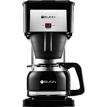 BUNN BX Speed Brew Classic 10-Cup drip Coffee Brewer, Black