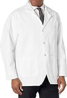 Men's Notch Collar Lapel Counter Coat
