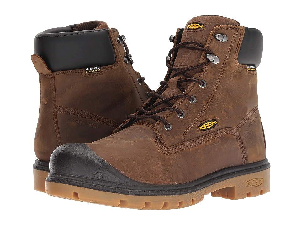 Keen Utility Baltimore 6 Steel Toe 600 Grams Waterproof (Cascade Brown) Men