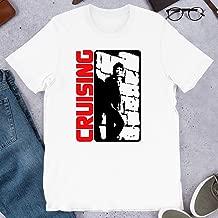 Cruising Photographic Al Pacino Film Movie Gay Fan Art Hollywood Cinema Graphic Gift for Men Women Girls Unisex T-Shirt
