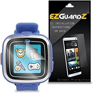 (6-Pack) EZGuardZ Screen Protector for Vtech Kidizoom Smartwatch (Ultra Clear)