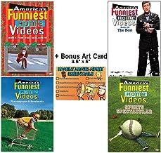 America's Funniest Home Videos: The Hilarious Hijinks Collection - TV Episodes + Bonus Art Card