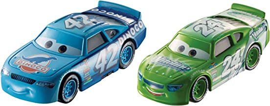 Disney Pixar Cars Cal Weathers and Brick Yardley