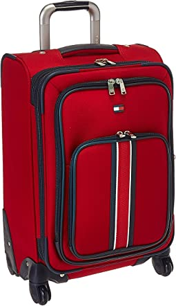 "Signature Solid 20"" Upright Suitcase"