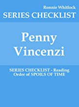 Penny Vincenzi - SERIES CHECKLIST - Reading Order of SPOILS OF TIME