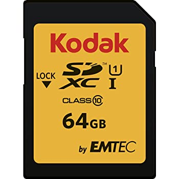 Perfect for high-speed continuous shooting and filming in HD 32GB Class 10 SDHC High Speed Memory Card For KODAK DIGITAL CAMERA C190 C613 C713 C913 Comes with Hot Deals 4 Less All In One Swivel USB card reader and.
