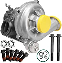 Bapmic Turbo Turbocharger for Ford Excursion Powerstroke F-250 F-350 Super Duty 7.3L 99-03 GTP38 F81Z6K682CARM