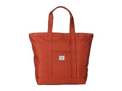 Herschel Supply Co. Bamfield Mid-Volume (Picante Crosshatch) Tote Handbags