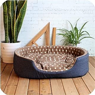 Star Harbor Luxury Pet Kennel House Warm Large Dog Bed Cat Cushion Mat Sofa for Big Dogs Cama para Cachorro Puppy Teddy Sofa S M L XL Size