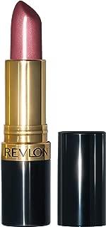 Revlon Super Lustrous Lipstick with Vitamin E and Avocado Oil, Pearl Lipstick in Mauve, 460 Blushing Mauve, 0.15 oz