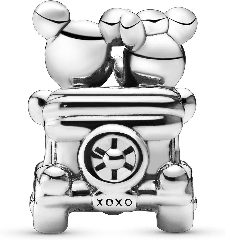 PANDORA Mickey and Minnie Vintage Car 797174