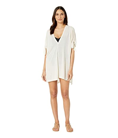 L*Space Half Moon Cover-Up (Cream) Women