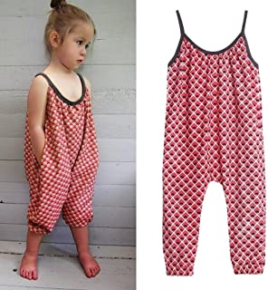 a9b18064d Amazon.com  Reds - Rompers   Footies   Rompers  Clothing