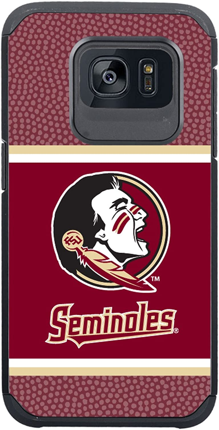 GameWear Florida State Seminoles Team color Football Pebble Grain Feel Samsung Galaxy S7 Case TSS-CFB-FLS-S7, Team color