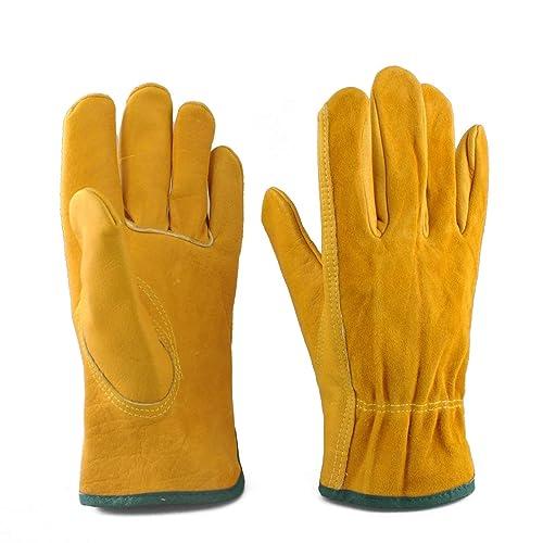Ladies Gardener Gloves Town /& Country Essentials Gardening Gloves Size Medium