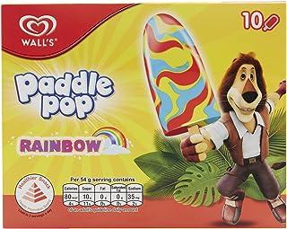 Paddle Pop Rainbow Multipack Ice Cream Stick, 60ml - Frozen