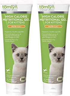 Tomlyn High Calorie Nutritional Supplement Nutri-Cal for Kittens FamilyValue 2Pack (4.25oz)-yIn